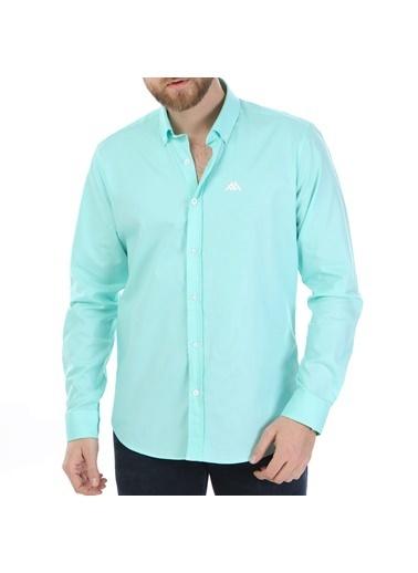 Robe di Kappa Rdk Gömlek Assu  Yeşil